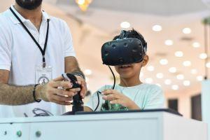 Virtual Reality At Hijaz Mall Jeddah August 2017